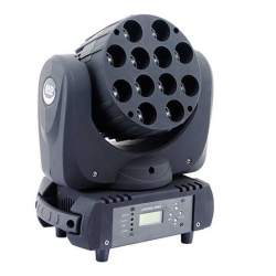 RGBW Quad 4-in-1 Moving Head Wash