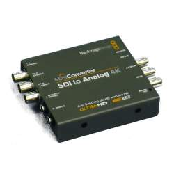 Blackmagicdesign MiniConverter SDI to Analog 4K