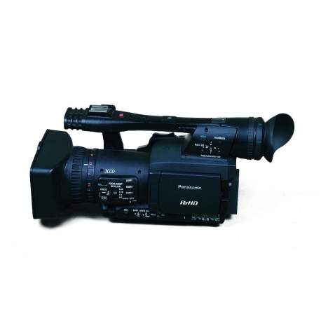 Panasonic P2HD 3CCD